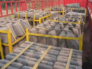 China Better Wear Performance For Dia 3.8m Cement Mill Liners Hardness More than HRC50 supplier