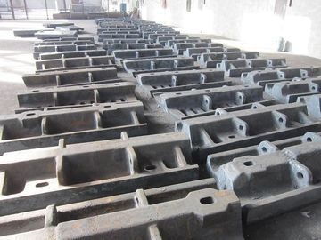China Large Alloy Steel Castings Mill Liners For Mine Mills Hardness HRC33-43 Better Wear Resistance supplier