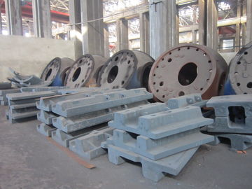 China Liner Alloy Steel Castings for AG Mill Diameter 11.2m Dia supplier