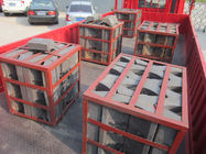 China Cr-Mo Alloy Steel Castings Composite Lifter Bars For Mine Mill distributor