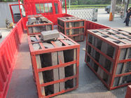 China HRC33-43 Pearlitie Cr-Mo Alloy Steel Forging Lifter Bars For Mine Mill distributor