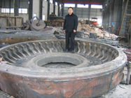 China OEM Large Wear Castings Steel Sand Castings DF026 Sand Casting Manufacturer factory