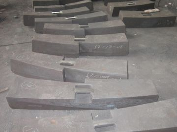 China Cr-Mo Alloy Steel Castings Higher Reliability Hardness HRC33-43 factory