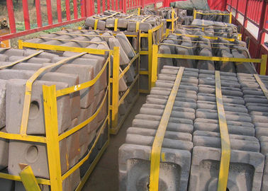 Cr-Mo Alloy Steel Castings / Wear-resistant Castings Mill Liner