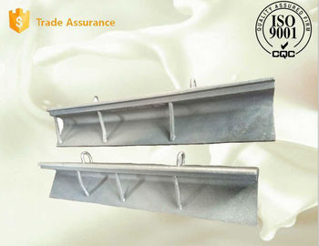 2 Tons Mining Industry Metal Casting Process Wedge Bars Hardness HRC35-41