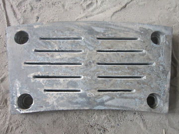 Mine Mill Aluminum Sand Castings Sliders For Walk Beam Furnace