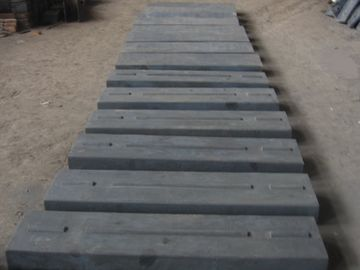HRC56 Iron Crusher Wear Parts Impact Plate For Impact Crushers