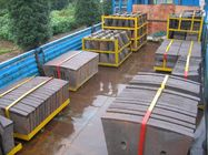 Steel Mill Liners Higher Impact Value Good Casting Soundness